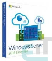 ПО Microsoft Windows Server Essentials 2016 64Bit Russian Not to Russia DVD (G3S-00953) фото