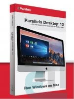 ПЗ Parallels Desktop 13 for Mac Retail Lic CIS (PDFM13L-RL1-CIS) фото