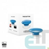 Розумна кнопка Fibaro The Button, Z-Wave, 3V ER14250, синя (FGPB-101-6_ZW5) фото