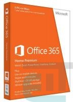 ПЗ Microsoft Office365 Home 5 User 1 Year Subscription Russian Medialess P2 (6GQ-00763) фото