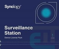 Лицензия Synology Camera License Pack (1 camera) (DEVICE_LICENSE_(X1)) фото