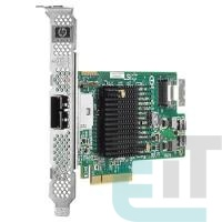 Контролер HP H222 Host Bus Adapter (650926-B21) фото