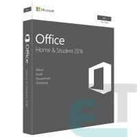 ПЗ Microsoft Office Mac Home and Student 2016 English Medialess P2 (GZA-00997) фото