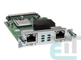 Модуль Cisco VWIC3-2MFT-T1/E1= фото