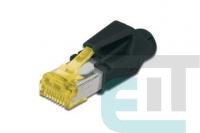 Коннектор DIGITUS RJ45 Cat.6A STP (A-MO6A8/8HRS) фото