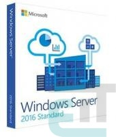 ПО Windows Server Standard 2016 64Bit Russian 1 License DVD 5 Client (P73-07058) фото