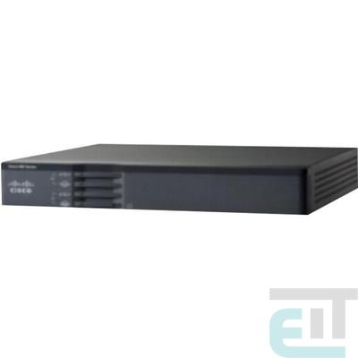 Маршрутизатор Cisco 867VAE (C867VAE-K9) фото