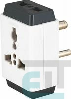 Адаптер Luminous Universal Multi Plug Adaptor (TCHMP06A03WH) фото