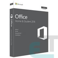 ПЗ Microsoft Office Mac Home and Student 2016 Russian Medialess P2 (GZA-00943) фото