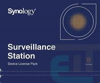 Ліцензія Synology Camera License Pack (8 cameras) (DEVICE_LICENSE_(X8)) фото