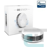 Розумний датчик чадного газу Fibaro CO Sensor, Z-Wave, 3V CR123A, білий (FGCD-001) фото