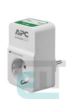 Мережевий фільтр APC Essential SurgeArrest 1 розетка + 2 USB (PM1WU2-RS) фото