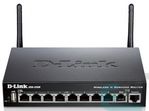 Маршрутизатор D-Link DSR-250N фото
