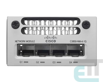 Модуль Cisco Catalyst C3850-NM-4-1G= фото