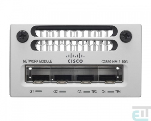 Модуль Cisco Catalyst C3850-NM-2-10G= фото