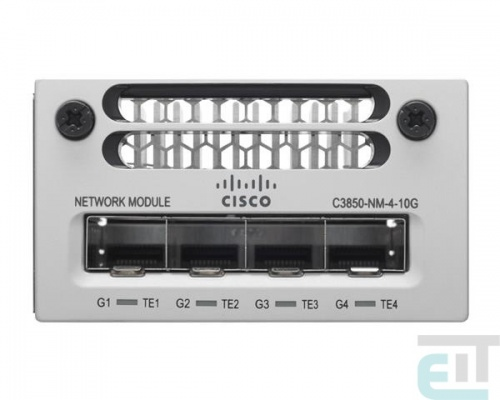 Модуль Cisco Catalyst C3850-NM-4-10G= фото